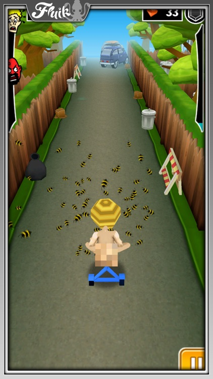 Streaker Run screenshot-1