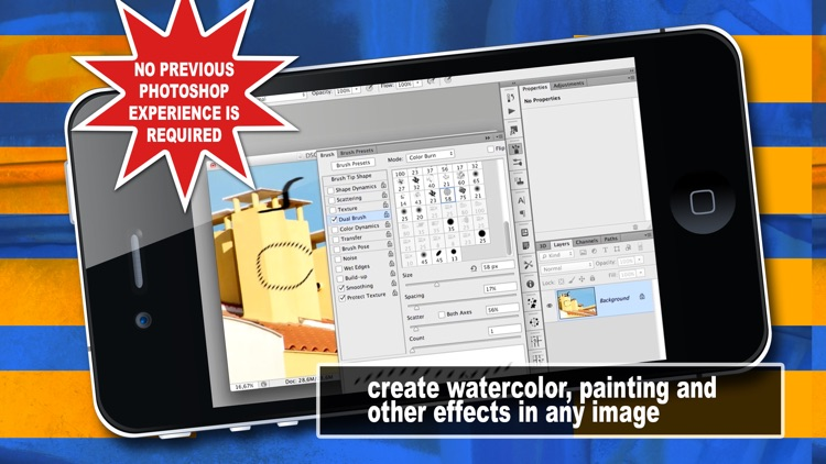 Course for Photoshop for iPhone (In-App Version) screenshot-3