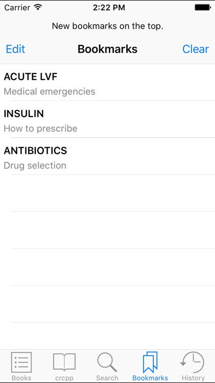Pocket Prescriber 2015 screenshot-4