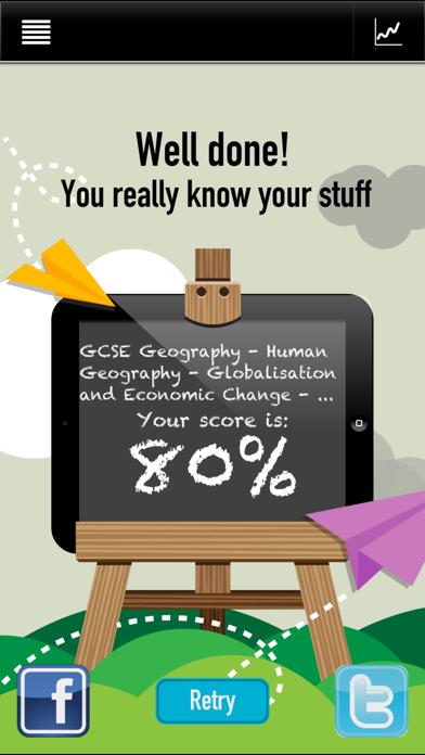 GCSE Geography screenshot four