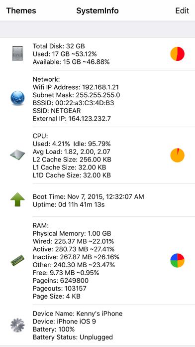 System Information Lite | App Price Drops