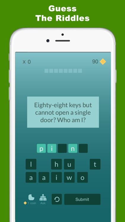 Quizzical Trivia Quiz - Riddles and Brain Teasers
