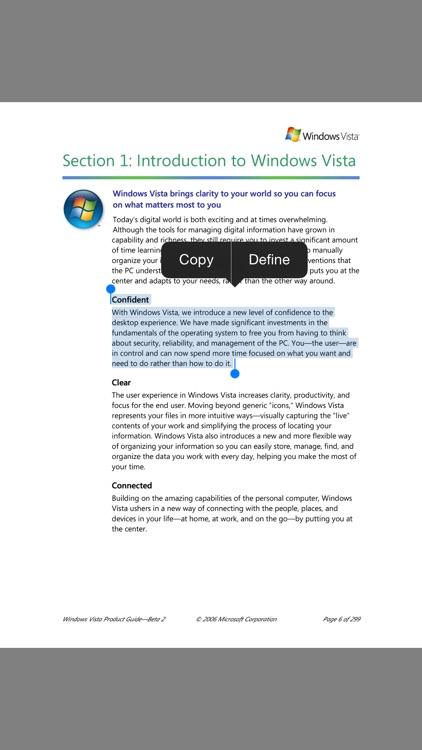 DjVu Reader Pro screenshot-3