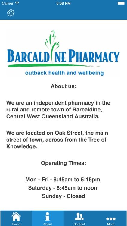 Barcaldine Pharmacy screenshot-3