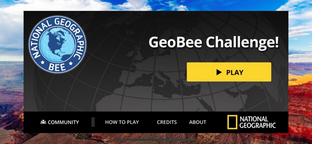 Geobee challenge on the app store iphone ipad gumiabroncs Choice Image