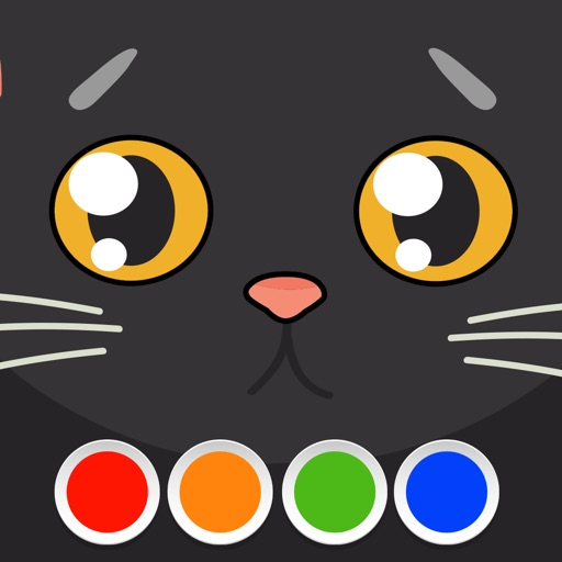 Coloring Your Cats iOS App