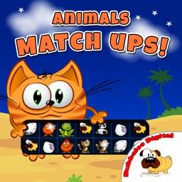 Animal Match Ups!