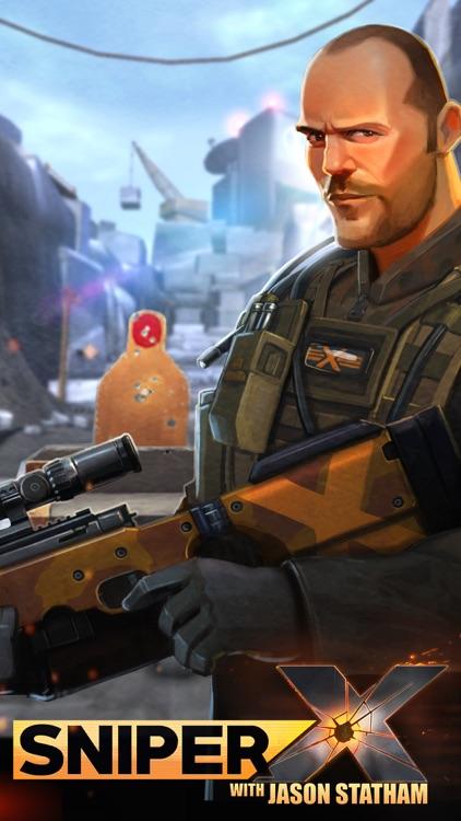 Sniper X with Jason Statham screenshot-4