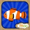海の生き物 - 図鑑,子供向けパズル,ぬりえ - iPadアプリ