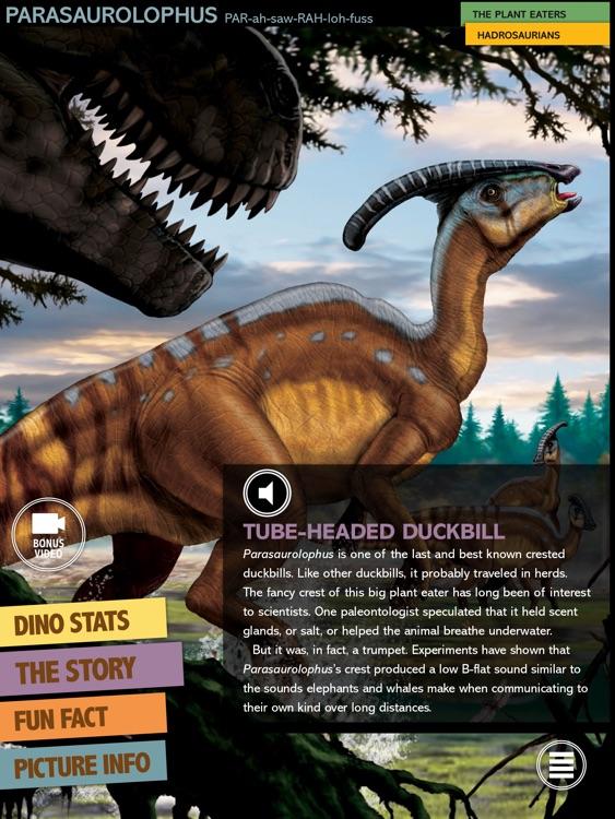 Ultimate Dinopedia: Complete Dinosaur Reference screenshot-3