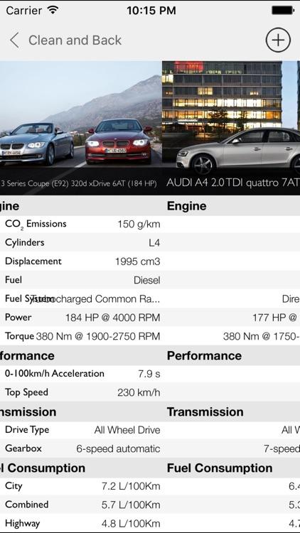 Car Specs Pro screenshot-4