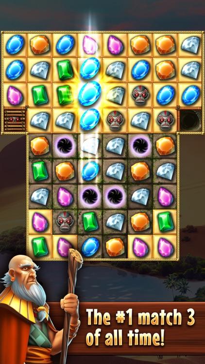 Jewel Quest: Best Match 3 Games screenshot-0
