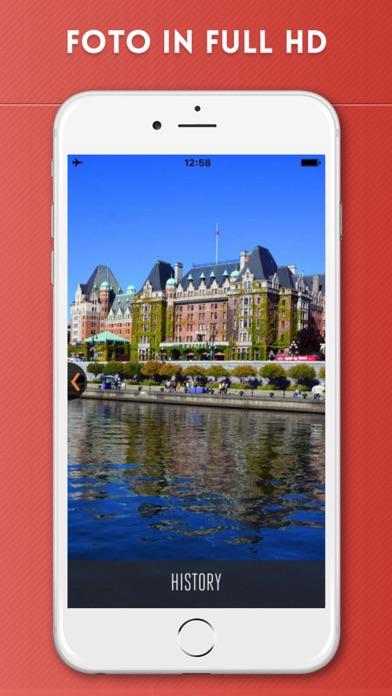 Screenshot of Victoria Guida Turistica con Mappe Offline2