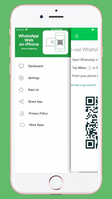 Screenshot for Whatscan++ in United States App Store