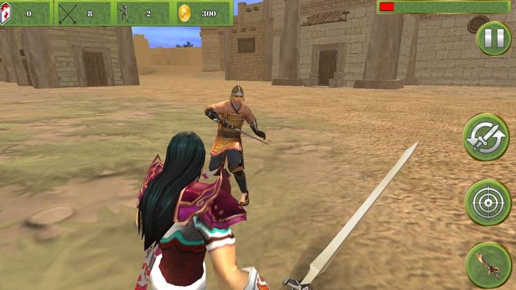 Battle Of Ninja Archer
