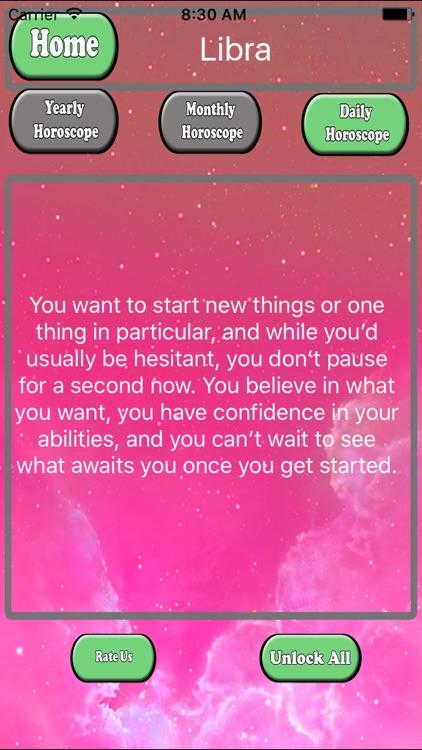 Horoscope-2017 Horoscopes and Fortune screenshot-4