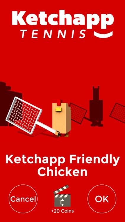 Ketchapp Tennis screenshot-3