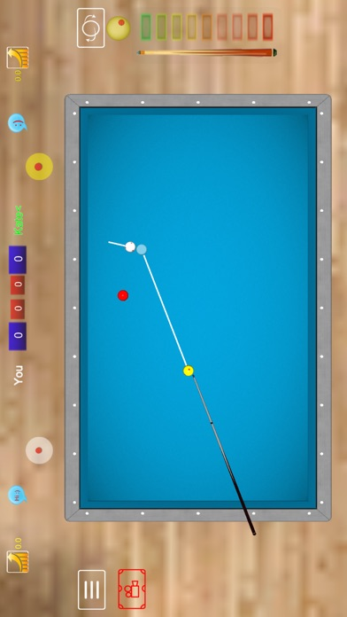 Pool Club 3D - 8 Ball, 9 Ball, 3 Cushion Billiardsのスクリーンショット5