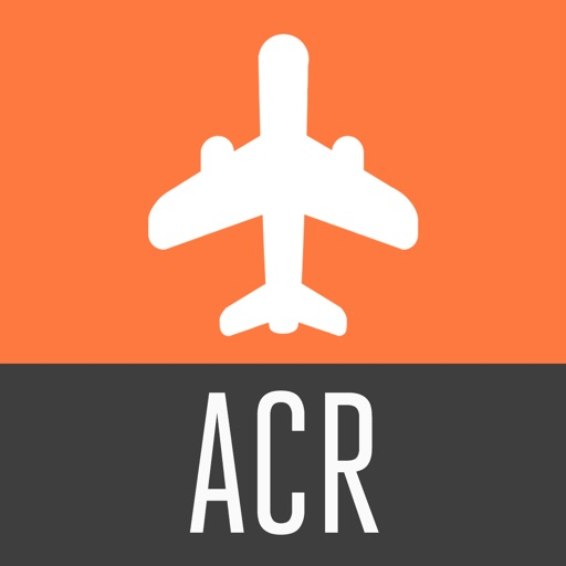Acre Travel Guide with Offline City Street Map