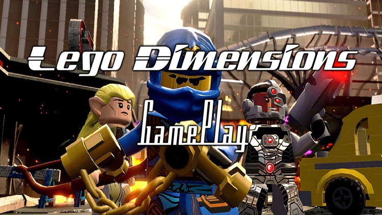 PRO - Lego dimensions Version Guide