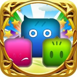 Super Block-Classic block crush puzzle free games