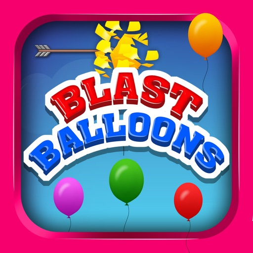 Blast Balloons icon