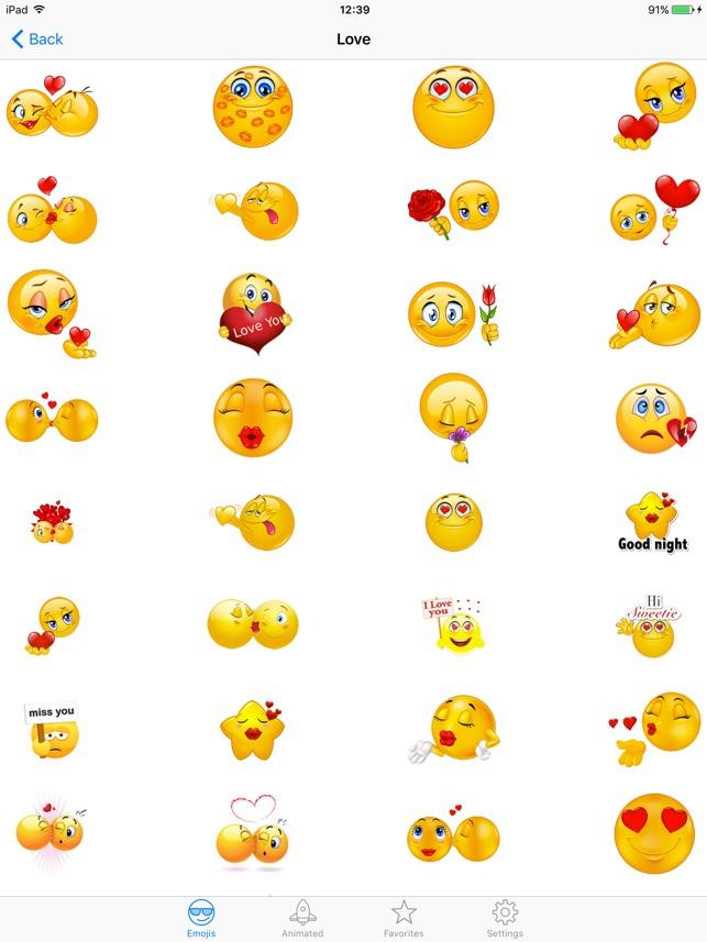sexy emoji stories