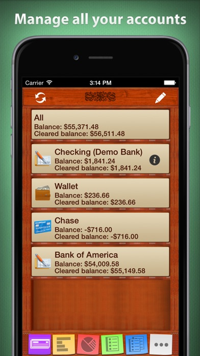 top 10 apps like homebudget with sync for iphone ipad