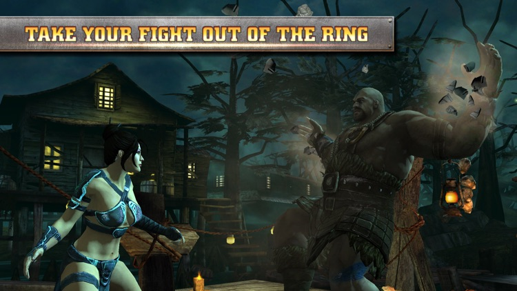 WWE Immortals screenshot-3