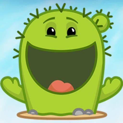 Cactus! Stickers