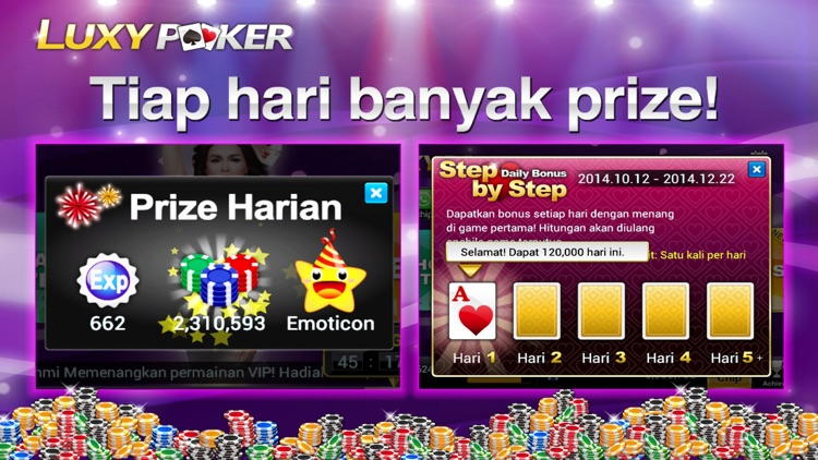 Luxy Poker Online Texas Holdem By Gamesofa Inc