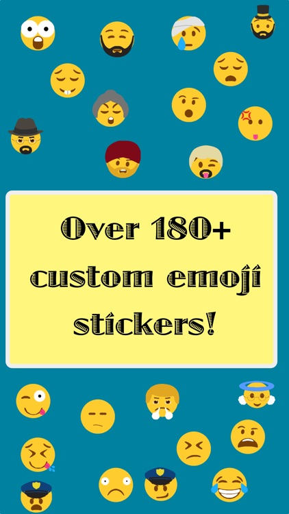 Emoji Stickers!