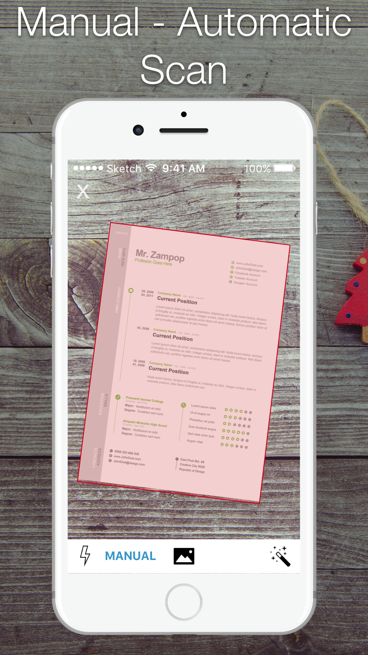 PDF Scanner, Editor & Printer Screenshot