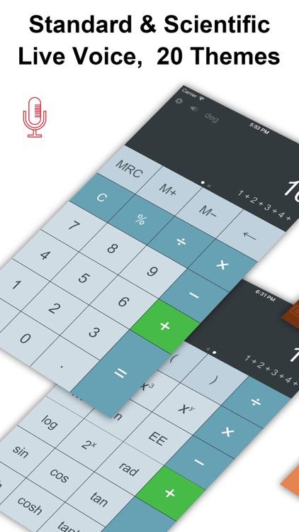 VertC - Note Calculator & Unit Converter