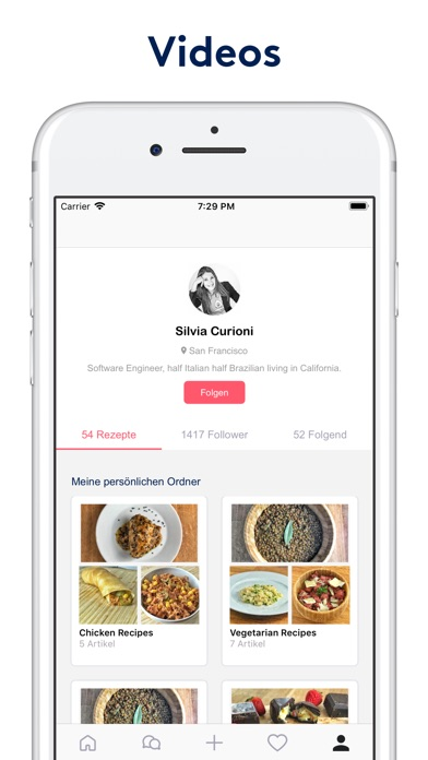 Craftlog Rezepte & KochenScreenshot von 3