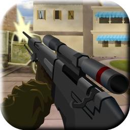 City Attack:Sniper Shooting
