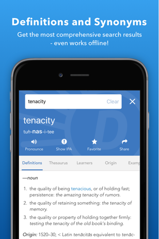 Dictionary.com Pro screenshot 2