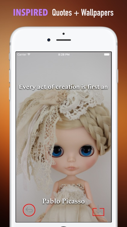 Blythe Doll Wallpapers HD: Art Pictures screenshot-4