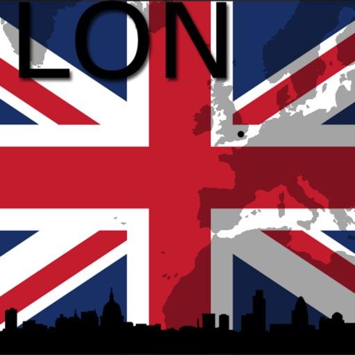 Лондон Карта