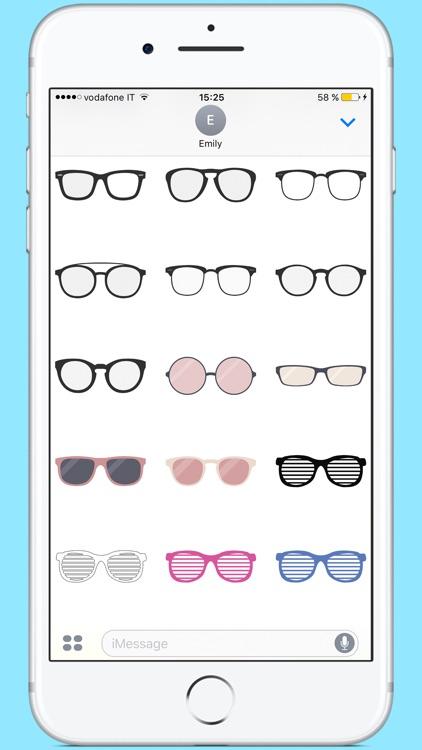 Sticky Glasses
