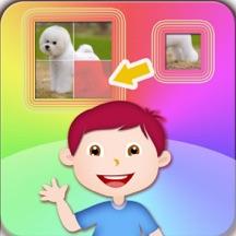 宝宝拼图游戏大巴士 - 儿童 幼儿拼名犬图片
