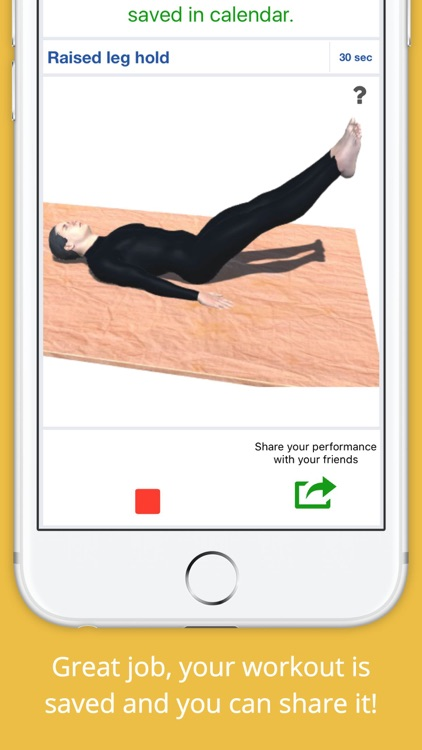 15 Minute Total Body Active Workout Challenge PRO screenshot-3