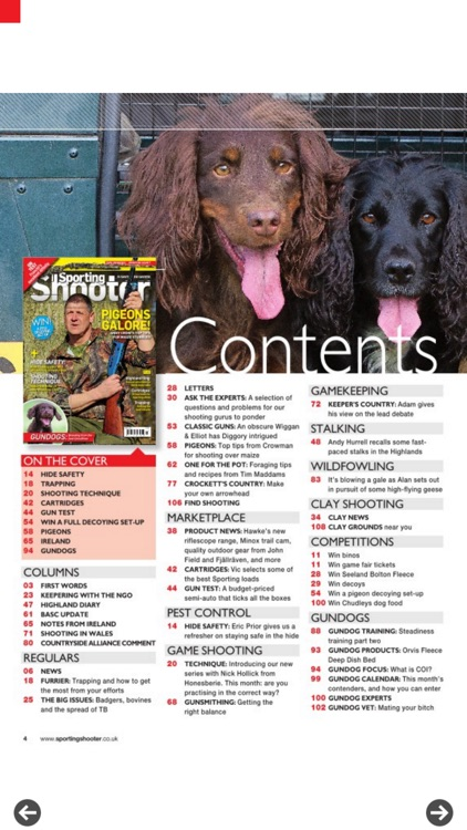 Sporting Shooter Magazine
