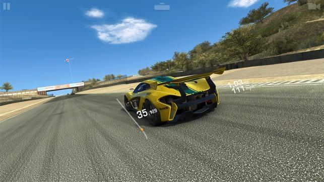 Real Racing 3 en App Store on