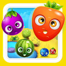 Fruits Garden - Match 3