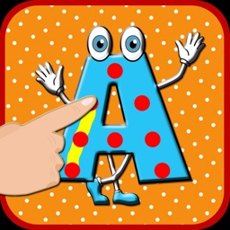 ABC Tracer - Alphabet flashcard tracing phonics and drawings