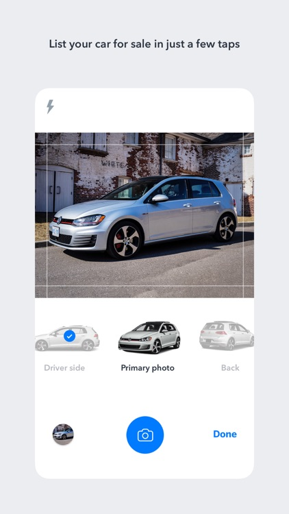 Blinker: Buy, sell & refi cars
