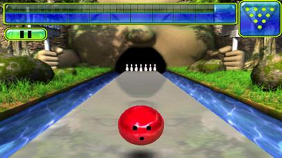 3次元ファンタジー無料テンピンボウリングゲームのおすすめ画像2