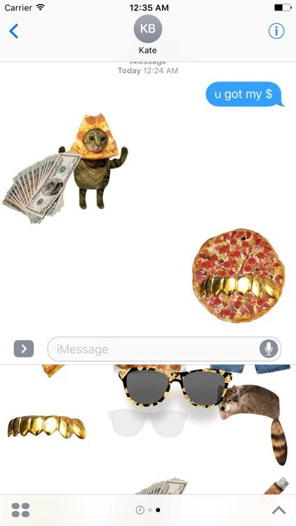 Pizzacatmoji screenshot-3