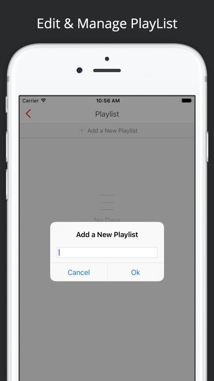Tube Master - Free Music Video Player for YouTube screenshot-4